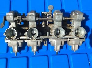 1981-1983 Kawasaki KZ550 TK Carb Bank Carburetors