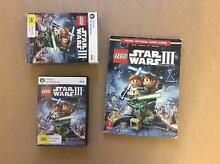 Lego Star Wars III The Clone Wars + Prima Game Manual Blackwood Mitcham Area Preview
