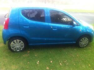 2013 Suzuki Alto Hatchback Bellambi Wollongong Area Preview