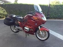 BMW R1150 RT 2002 model motorcycle Durack Brisbane South West Preview
