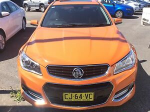 2013 Holden Commodore VF SS-V Red line Sedan Sandgate Newcastle Area Preview
