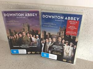 Downton Abbey Season 1 & 2 as new Soldiers Point Port Stephens Area Preview