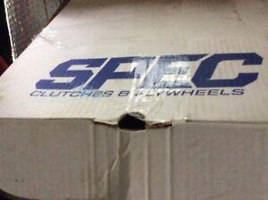Spec Twin Disc Clutch with Aluminum Flywheel