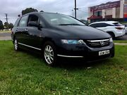 2005 Honda Odyssey Luxury 7 Seat 4 Cyl Auto Stunning Wagon Leumeah Campbelltown Area Preview