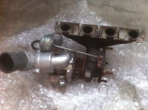 2010 VW GTI Turbocharger (original stock IHI MK6)
