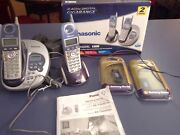 Panasonic digital cordless answering system with 2 handsets Maylands Bayswater Area Preview