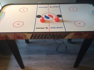 Sportscraft Air Hockey table