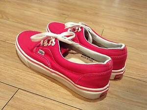 vans shoes - (PINK) Upper Coomera Gold Coast North Preview