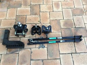 Hayman Reese Weight Distribution Hitch
