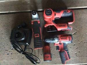 Drill/jigsaw/multitool/resiprecating saw 12v battery and charger Mount Druitt Blacktown Area Preview