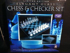 Chess and checker game