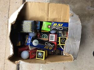 Golf balls Georges Hall Bankstown Area Preview