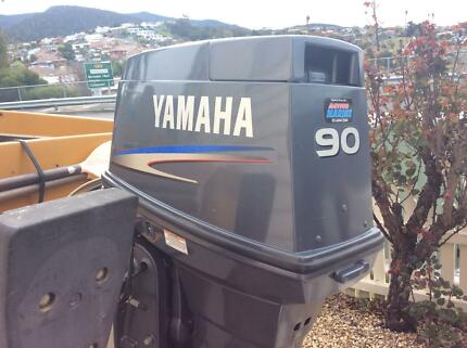 Cruise craft Runabout, 90hp Yamaha