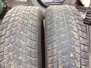 Pneu hiver open country 265/75r16