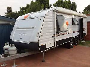 Long Term Travel Nova Pride (2011 model) Ormiston Redland Area Preview