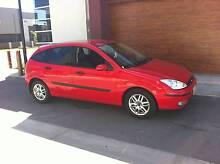 2005 Ford Focus Hatchback (manual transmission) Northgate Port Adelaide Area Preview