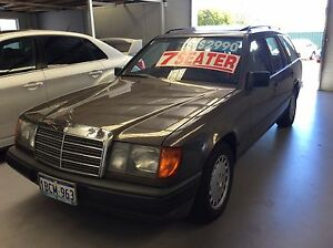1989 Mercedes-Benz 300 Wagon Belmont Belmont Area Preview
