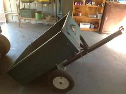 Ride On Mower Trailer