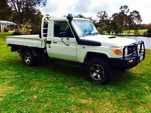 2011 Toyota LandCruiser workmate (4x4) Donnybrook Donnybrook Area Preview