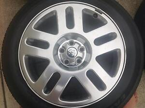 Dodge Nitro wheels set of 4 Redcliffe Redcliffe Area Preview