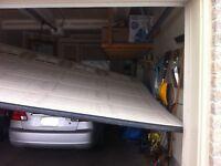 Garage openers installation and repairs