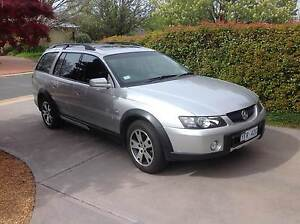 2004 Holden Adventra Wagon Chifley Woden Valley Preview