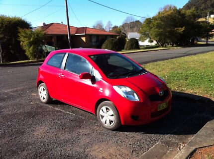 2007 Toyota Yaris Hatchback Comboyne Port Macquarie City Preview