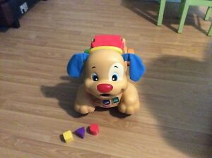 Chien trotteur Fisher Price