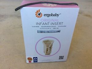 Ergo baby infant insert Royalla Queanbeyan Area Preview