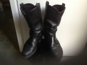 Motorcycle Boots size 7 1/2