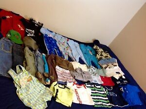 Baby boy 12m to 18months clothes