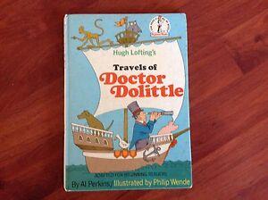 Travels of Dr Dolittle , beginning reader books Merrimac Gold Coast City Preview