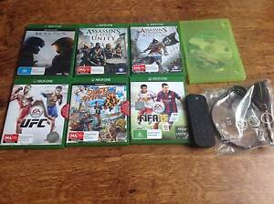 Microsoft Xbox One Games & Accessories Sales. West Ryde Ryde Area Preview