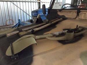 Land Rover ex Army Perentie Tools Gawler Central Coast Preview