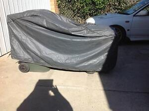 BBQ cover Appox L 180 cm x W 65 x H 90 text or email Burwood East Whitehorse Area Preview
