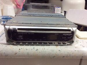 Kenwood CD receiver Ferryden Park Port Adelaide Area Preview