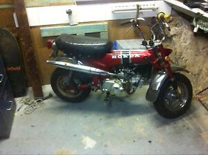 1971 honda ct 70 Manly Manly Area Preview