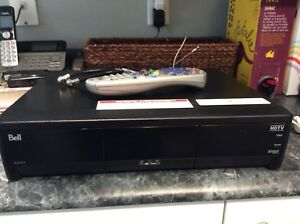 Bell satellite PVR receivers