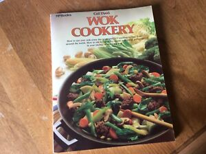 Wok Cooking Recipe Book