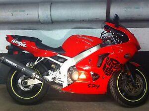 Kawasaki  moter bike