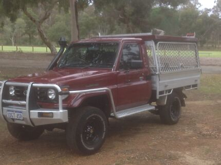 2005 Toyota LandCruiser Ute Bakers Hill Northam Area Preview