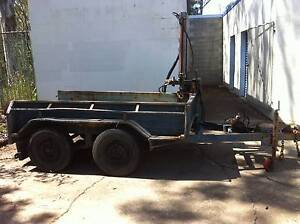 heavy duty dual axle trailer Cleveland Redland Area Preview