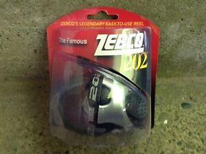 The Famous Zebco 202 Fishing Reel