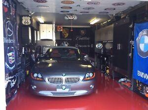 BMW Z4 seulement 44000 KM