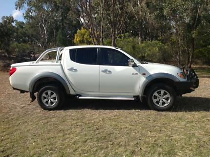 2006 Mitsubishi Triton Ute Stanthorpe Southern Downs Preview