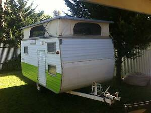 MILLARD POP TOP CARAVAN MICRO 1980 MODEL Reynella East Morphett Vale Area Preview