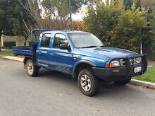 2001 Ford Courier Ute - needs work Claremont Nedlands Area Preview