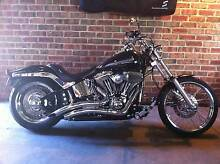 Harley Davidson Softail 2013 ABS 103cube Paralowie Salisbury Area Preview