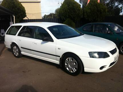 2007 Ford Falcon Wagon bf Para Hills West Salisbury Area Preview