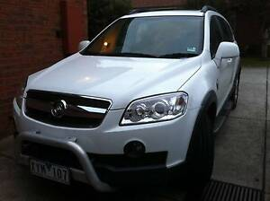 2011 Holden Captiva Wagon **12 MONTH WARRANTY** Derrimut Brimbank Area Preview